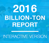 billion ton 2016 logo